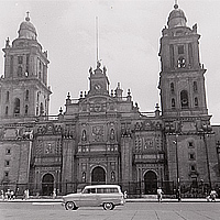 Cathedral of Mexico